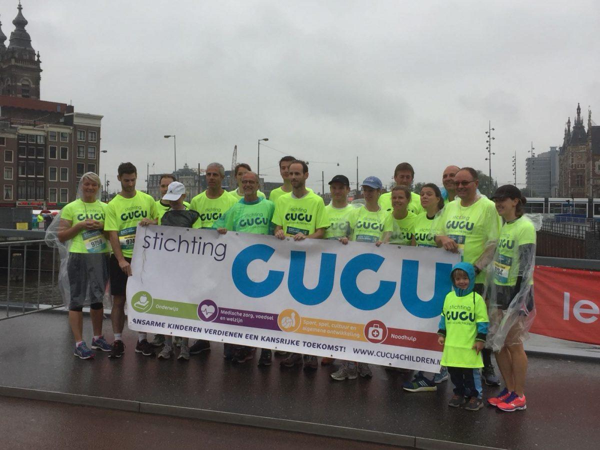 Dam tot damloop voor Cucu weer geslaagd
